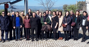 3rd GA Meeting in Spain
