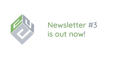 3rd newsletter is out now!