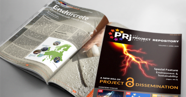 Endurcrete project in EDMA Project Repository Journal!
