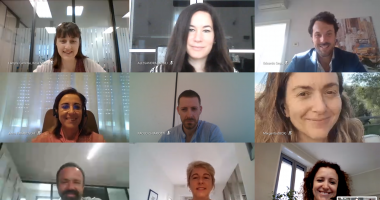 Remote review meeting - June 2020